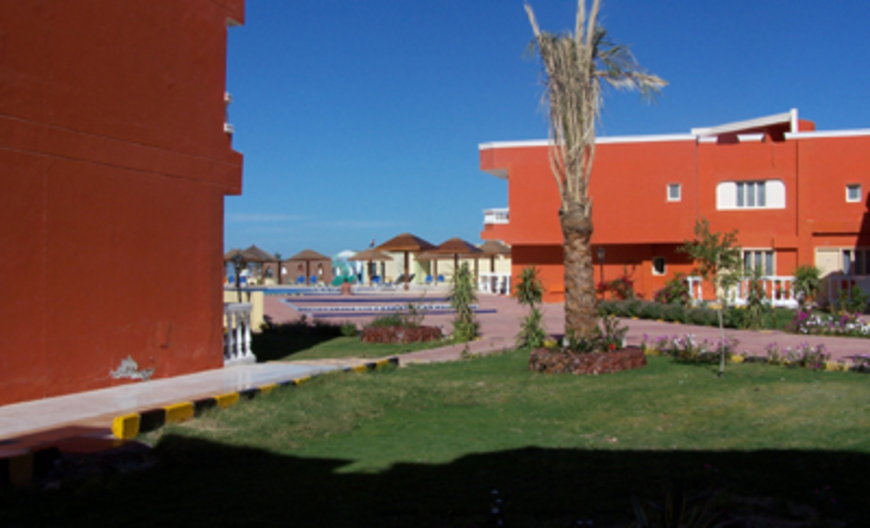 Nefertity Beach Hotel Resort