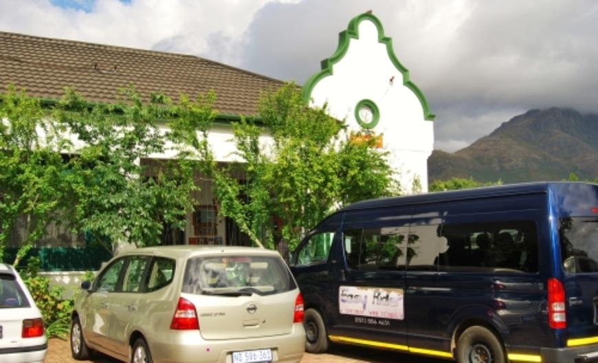 Stumble Inn Backpackers Lodge Stellenbosch B&B