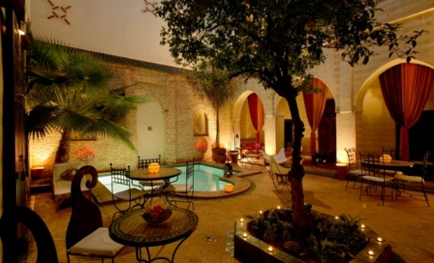 Riad Amira Guest house