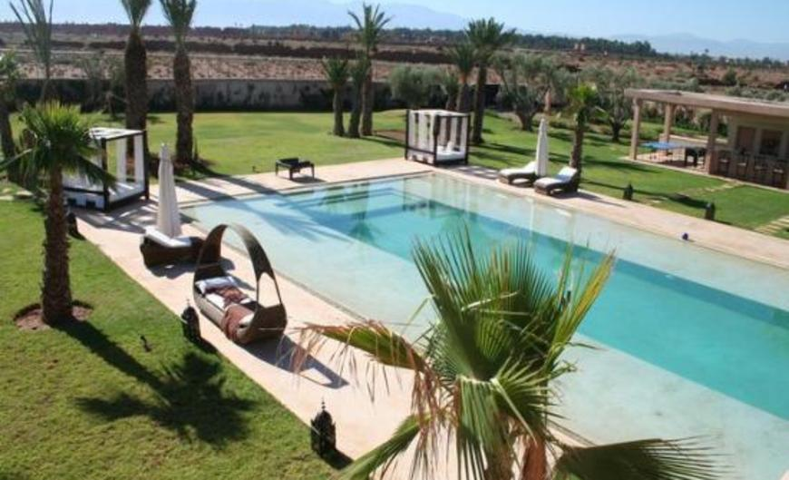 Dar Messi - The Golf House Villa