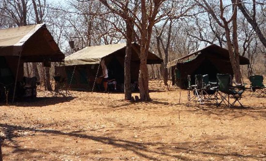 John Chase Safaris Campground