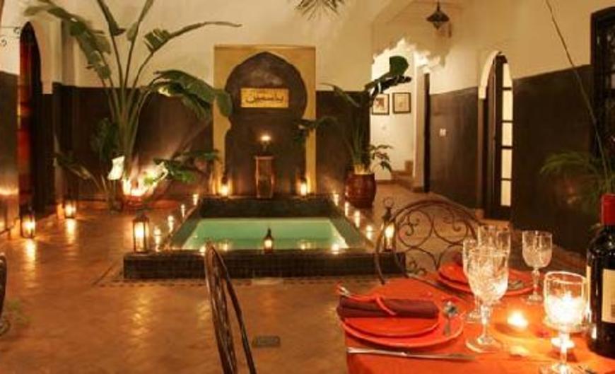 Riad Amanza Guest house