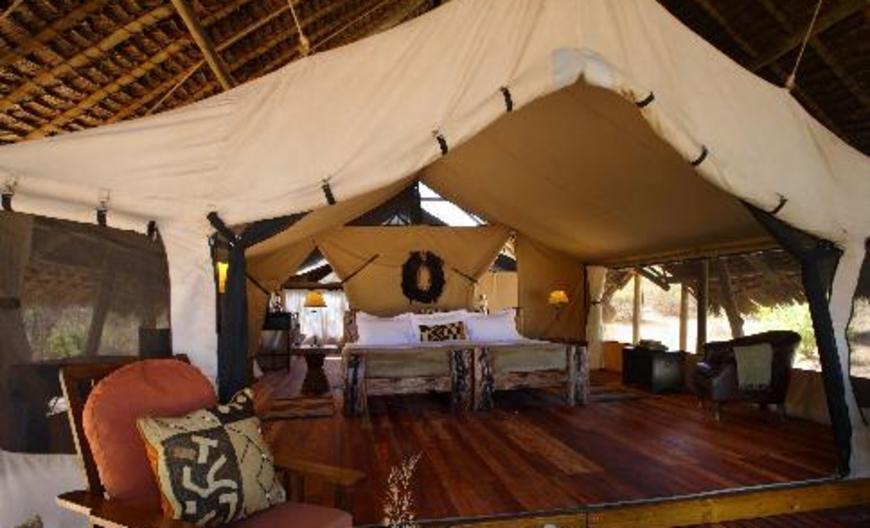 Jongomero Camp Lodge