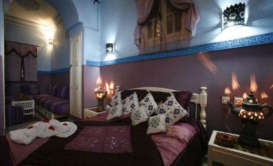 Riad L'Arabesque Guest house