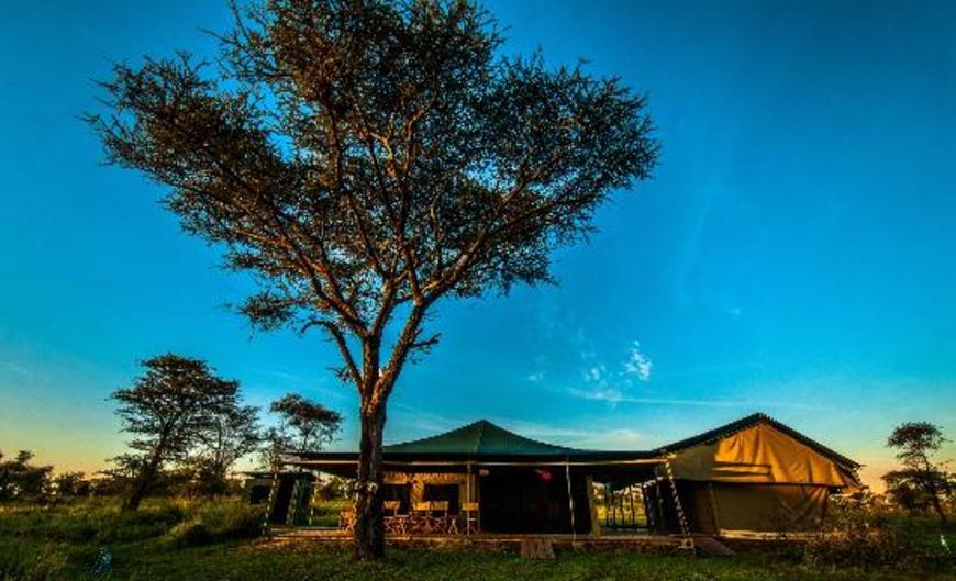 Ang'ata Camp Serengeti Lodge