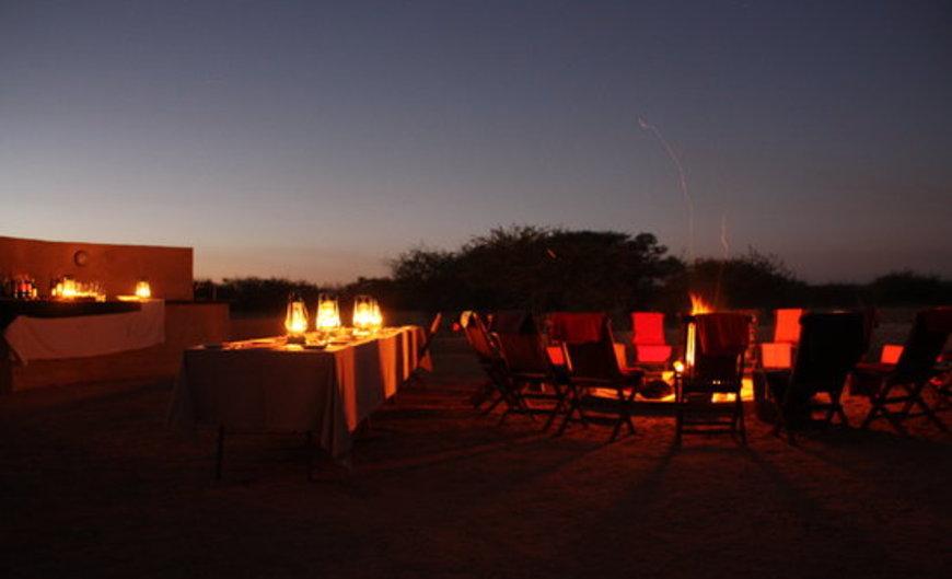 Selous Bush Camp Lodge