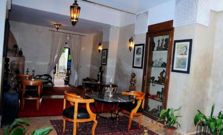 Dar Ourika Guest house