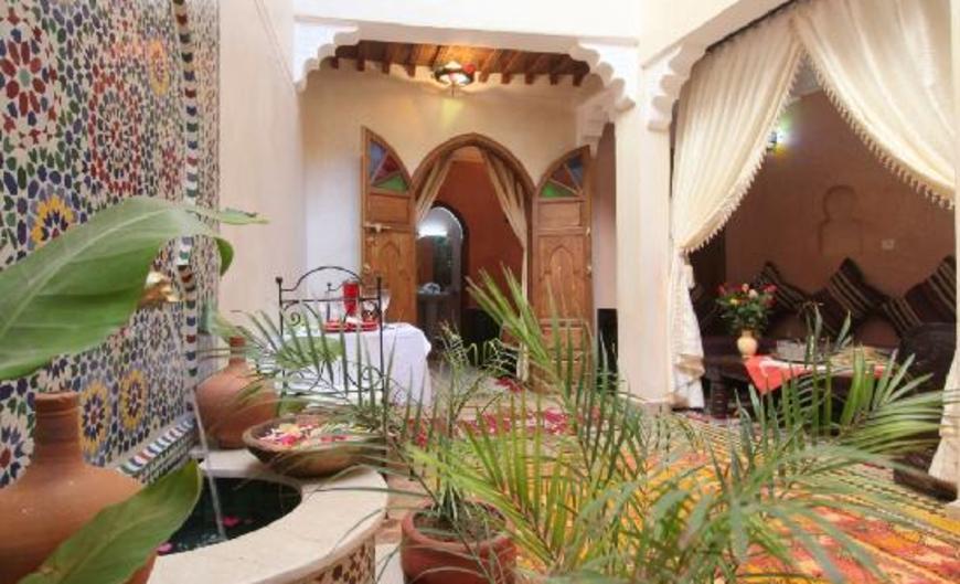 Riad Bab Tilila Guest house