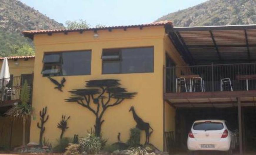 Magalies Mountain Lodge