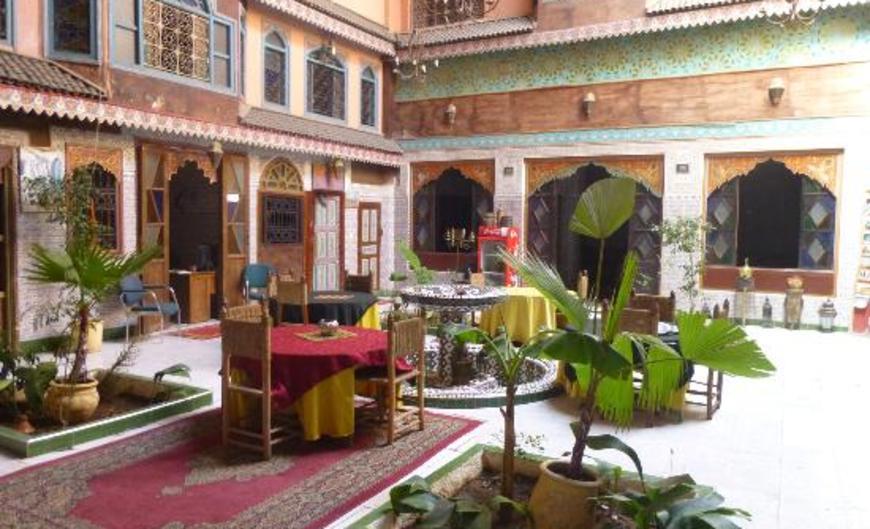 Riad Abla Hotel