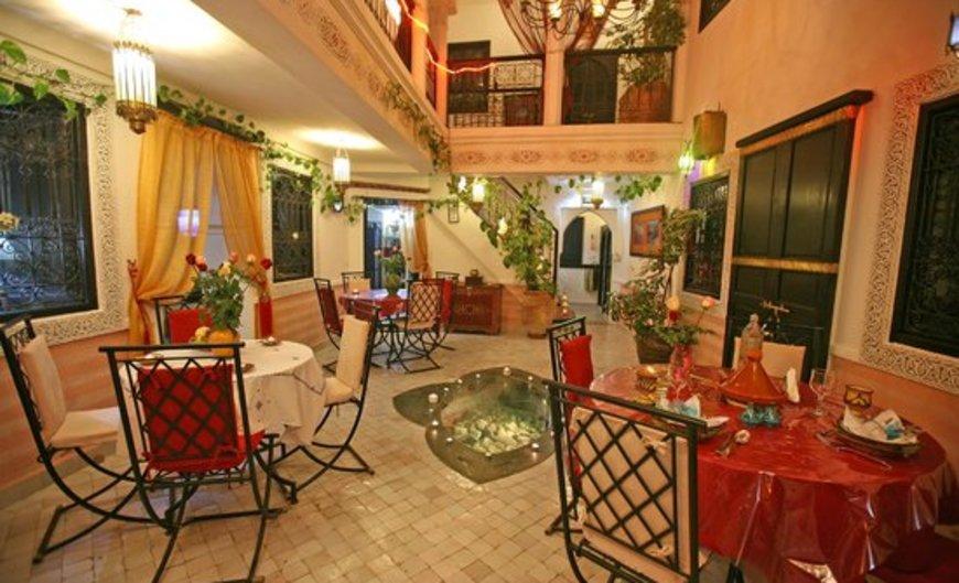 Riad Ain Marrakech Lodge
