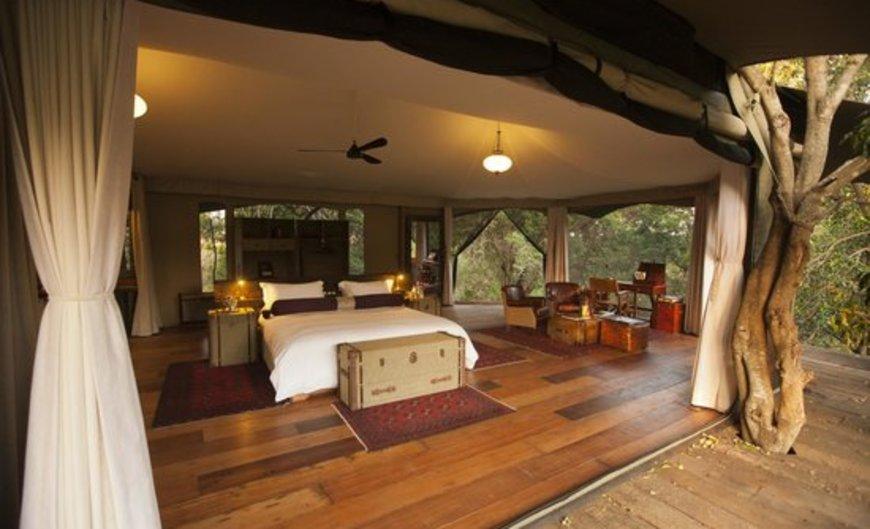 Mara Plains Camp Lodge