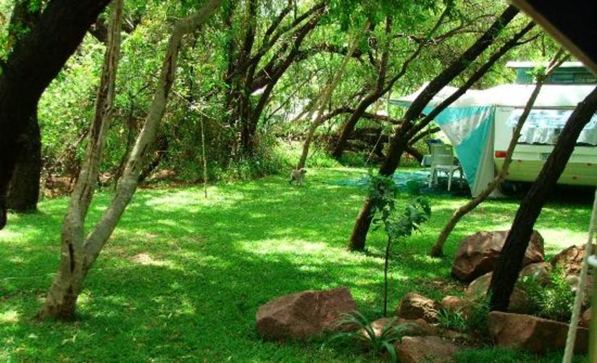 De Rust Caravan Park Campground